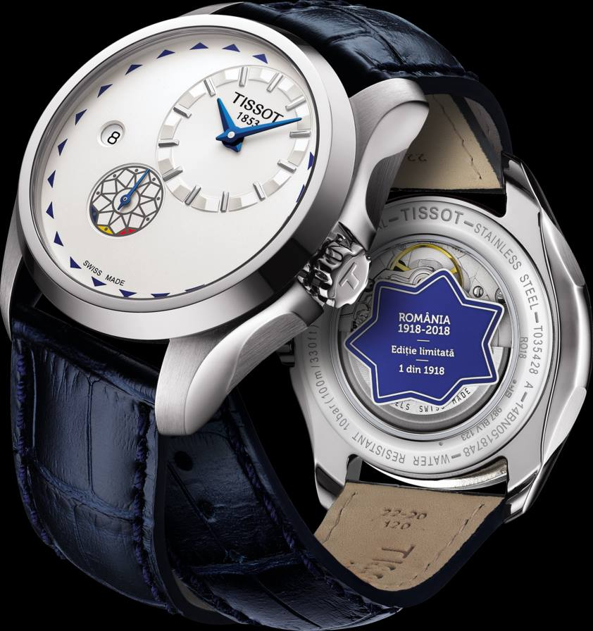 Ceasul Tissot România