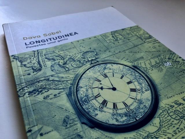 Cartea Longitudinea.Povestea unui geniu de Dava Sobel