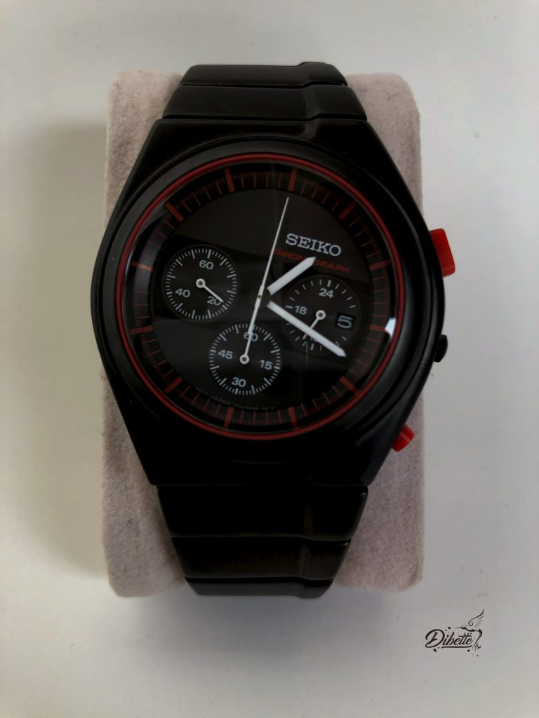Ceas pentru motocicliști Seiko SCED055